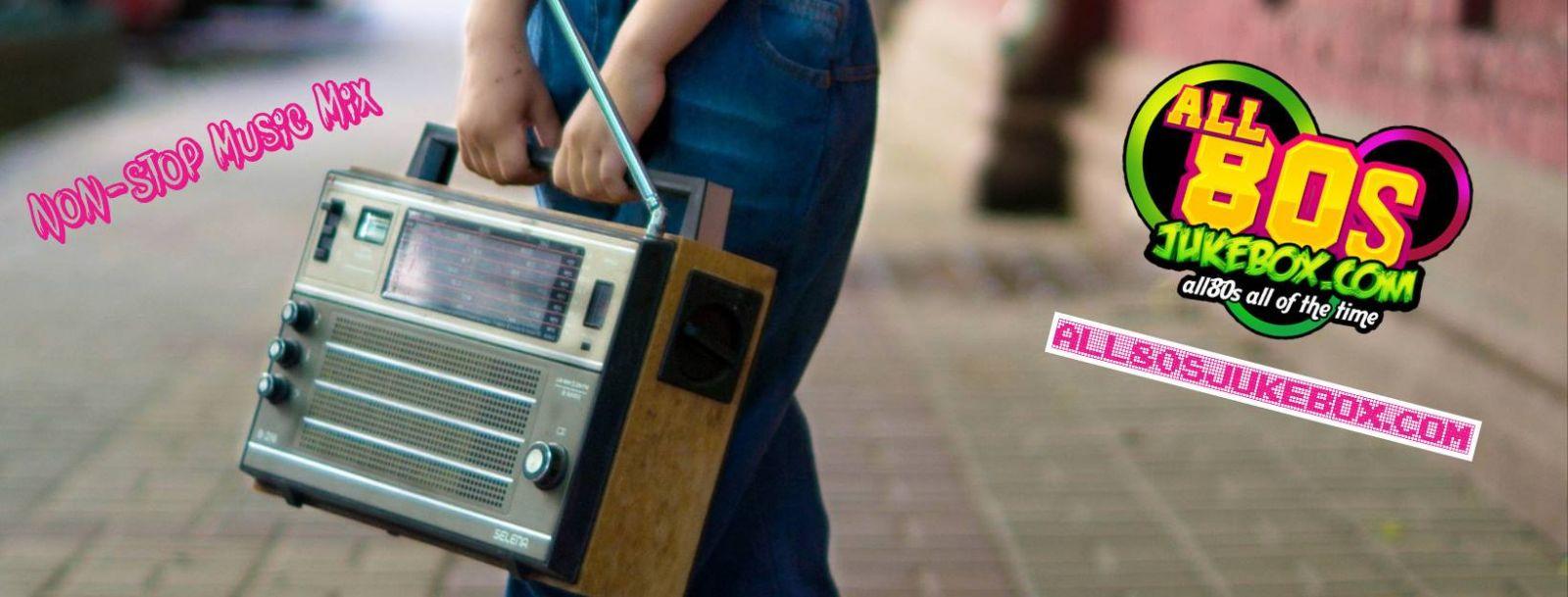 80s Music Radio Stations Online Available 24 7 On LiveRadio Internet Platform