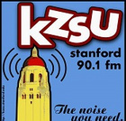 Listen live to the KZSU - Stanford, California radio station now