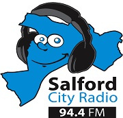 Listen live to the Salford City Radio - Salford radio station online now.