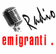 Listen live to the Radio Emigranti - Internet only radio station online now.