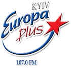 Listen live to the Europa Plus Kyiv 107 FM - Kyiv radio station online now.