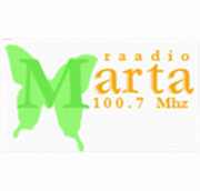 Listen live to the Marta FM - Põlva radio station online now.