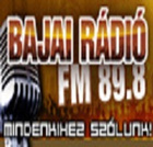 Listen live to the Bajai Rádió - Baja radio station online now.