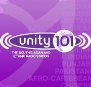 Listen live to the Unity 101 - Southampton radio station online now.