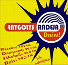 Listen live to the Latgolys Radeja - Rezekne radio station online now.