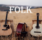CALMRADIO.COM - FOLK Sampler