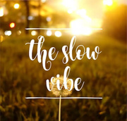 THE SLOW VIBE - Sampler