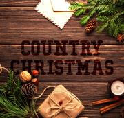 COUNTRY CHRISTMAS - sampler