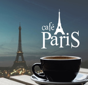 CAFE PARIS - sampler