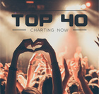 TOP 40 CHARTING NOW - sampler