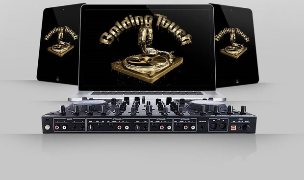 Golding Touch Radio